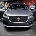 The production version of the BX7 will be built in Bremen.