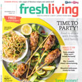 The power of print in the attention economy - a Fresh Living case study