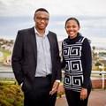 Sabelo Sibanda and Thulilsile Volwana