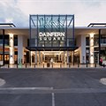 In the category for new neighbourhood and convenience shopping centre smaller than 20,000m² in size, Dainfern Square scooped the top award at the 2016 SACSC Awards. Picture: Supplied / Wieland Gleich