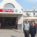 A Spar store in Rosemount, South Africa.