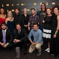 Some of team King James at the Loeries 2015.