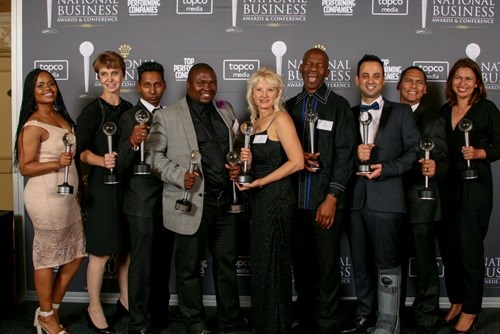National Business Awards 2016 winners