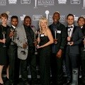 Presidents and pioneers honoured at the National Business Awards