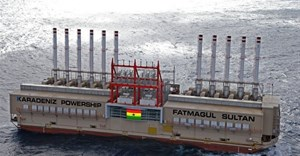 The world's largest powerships are helping to electrify Africa