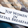 Standard Bank and Topco Media invite top women to the table