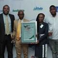 Young entrepreneurs shine at the 2016 Inkunz'isematholeni Youth in Business Awards