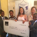 Publicis Machine team raises R60,000 to help top learners graduate