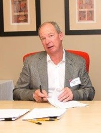 Louwtjie Nel, CEO of WBHO