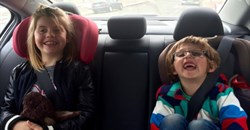 Road-tripping with children - how to survive the journey