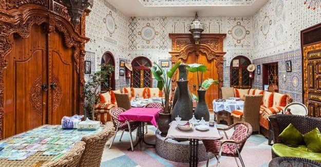 Marrakesh, Morocco. Image by 123RF