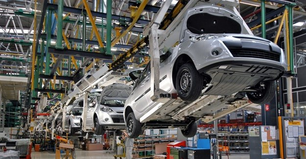 Auto industry targeted by Trump is vital to Mexico