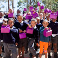 TFG makes learners proud on first day of school