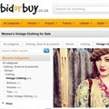 Second-hand sales make up 40% of all items sold on bidorbuy