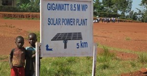 $14m solar field ground-breaking in Burundi
