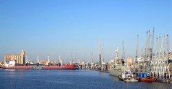 David Stanley via  - the Porto do Lobito is Angola's second largest.