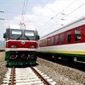 - The Ethiopia-Djibouti train line in Addis Ababa. AFP PHOTO | ZACHARIAS ABUBEKER