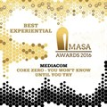 Coke Zero and MediaCom grab gold at AMASA Awards