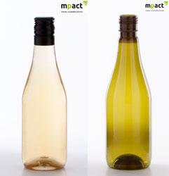 Preserving wine the PET way