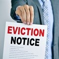Are companies in business rescue protected from eviction?