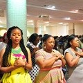Godllywood's self-help group learns the secret of self-worth and high self-esteem