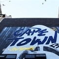 Lufthansa paints the Mother City with the help of local Cape Town graffiti artists
