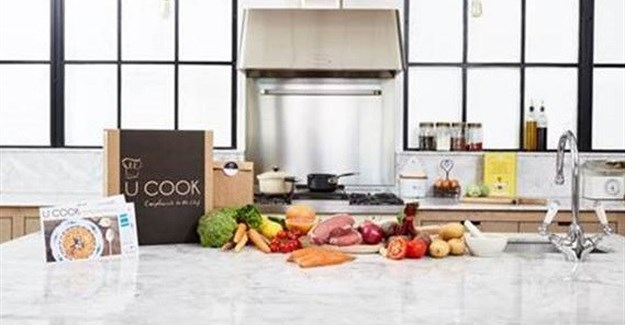 WeChat teams up with UCook