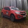 Chevrolet blazes a new trail