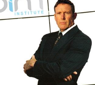 Vaughan Harris, Executive Director of the BIM Institute