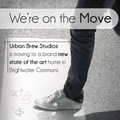 Urban Brew Studios to move to Brightwater Commons