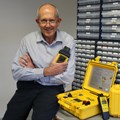Blasting technology reduces lightning strike risk