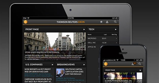 Thomson Reuters app simplies forex auctions