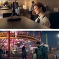 Screengrabs from the ad.