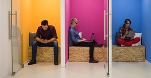 Out with hot desking, in with flexible workspaces