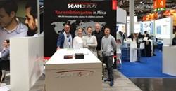 Team Scan Display at EuroShop