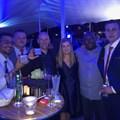 Team Rogerwilco at the IAB Bookmark Awards 2017.