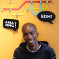 Thato Selau - From design intern to junior designer