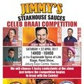 Braai with the stars, at the Rand Show's celebrity braai competitions
