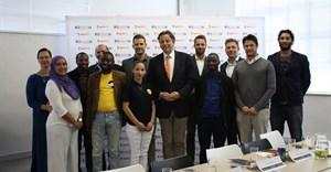 Minister Koenders visit