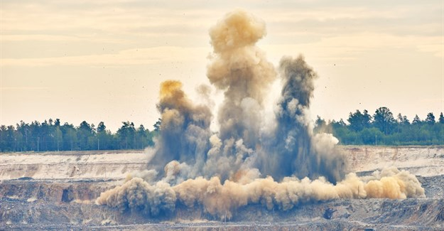 Making blast sites safer with technology