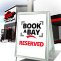 Tiger Wheel & Tyre launches 'Book A Bay' service for online purchases
