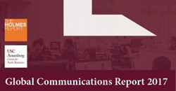 """87% of PR executives believe the term """"public relations"""" does not describe their future"""