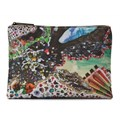 Qantas curates top Australian artwork for its business class amenity kits