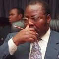 Dan Etete, Nigeria's former minister of petroleum resources