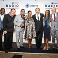 Team Hot 91.9 FM at the Liberty Radio Awards. Image © Times Media.
