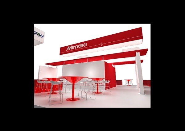 Fespa Design and Renders