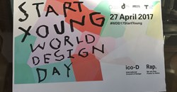 Images from Open Design CT's World Design Day 2017 event.