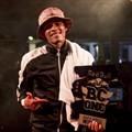 B-Boy Meaty wins Red Bull BC One South Africa Cypher trophy