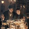 Actors in the new Dentsu campaign recapturing O. Henry's Gift of the Magi