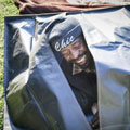 Markex and Madex show support for the homeless with Street Sleeper